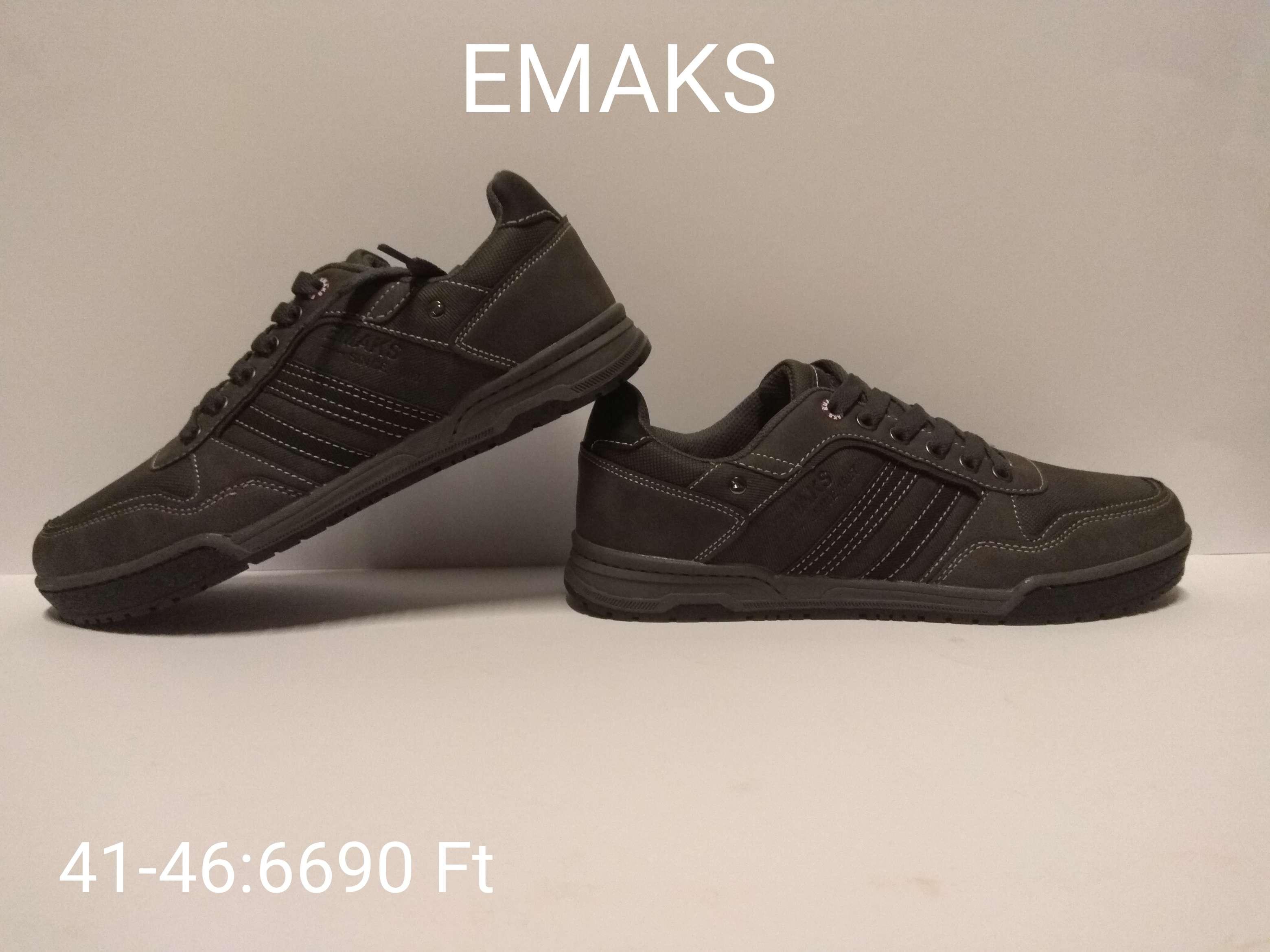 EMAKS férfi cipő