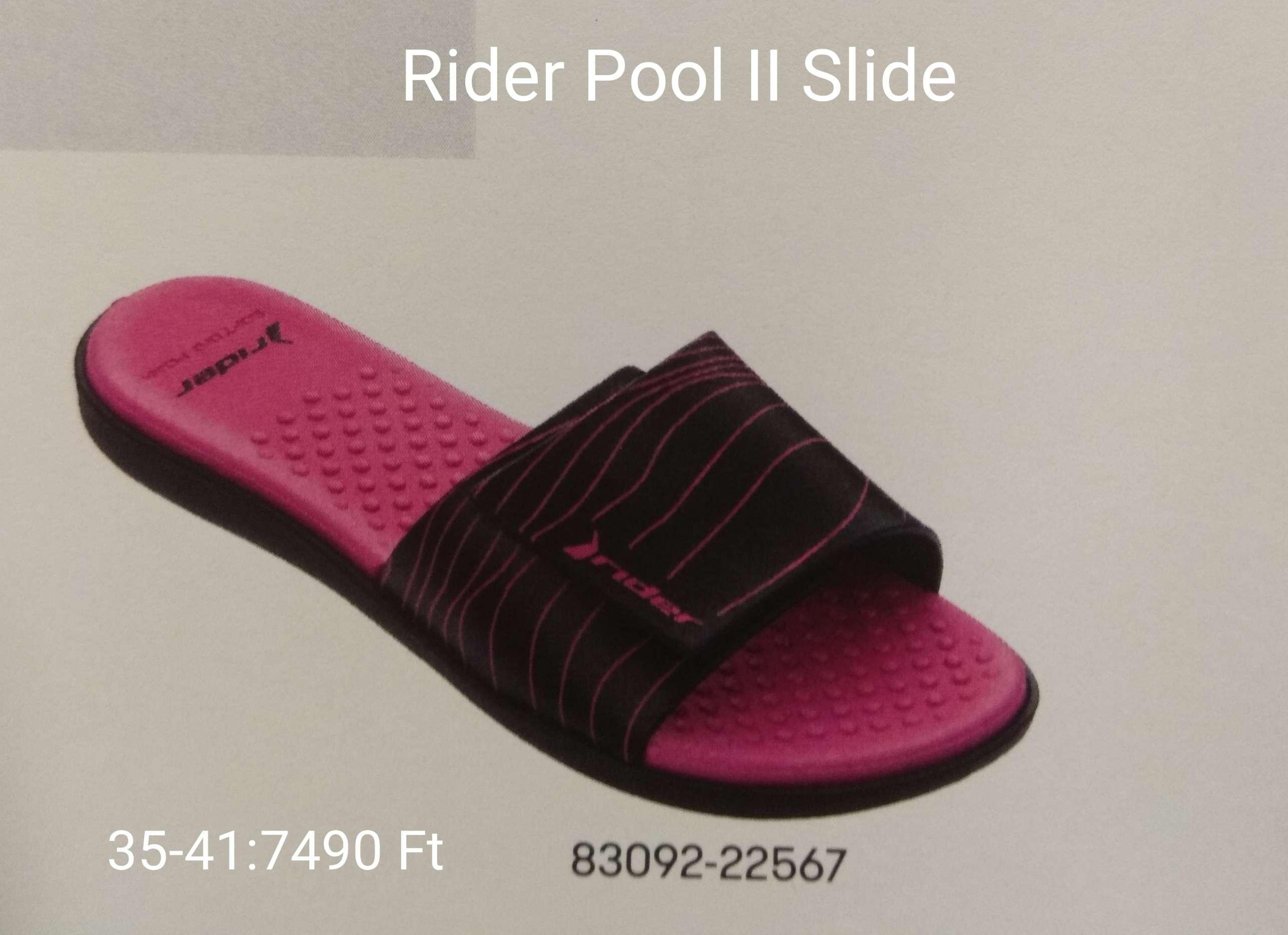Rider Pool II Slide