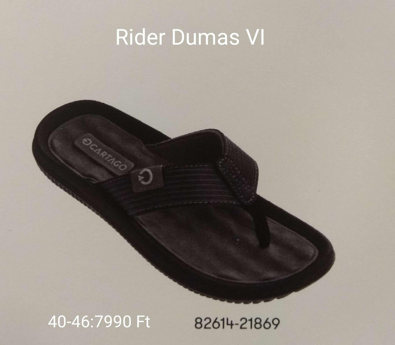 Dumas férfi papucs
