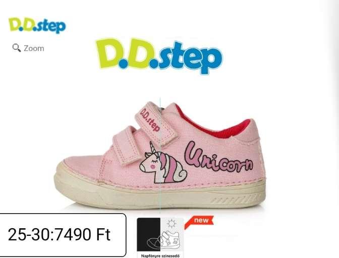 D.D.step lány