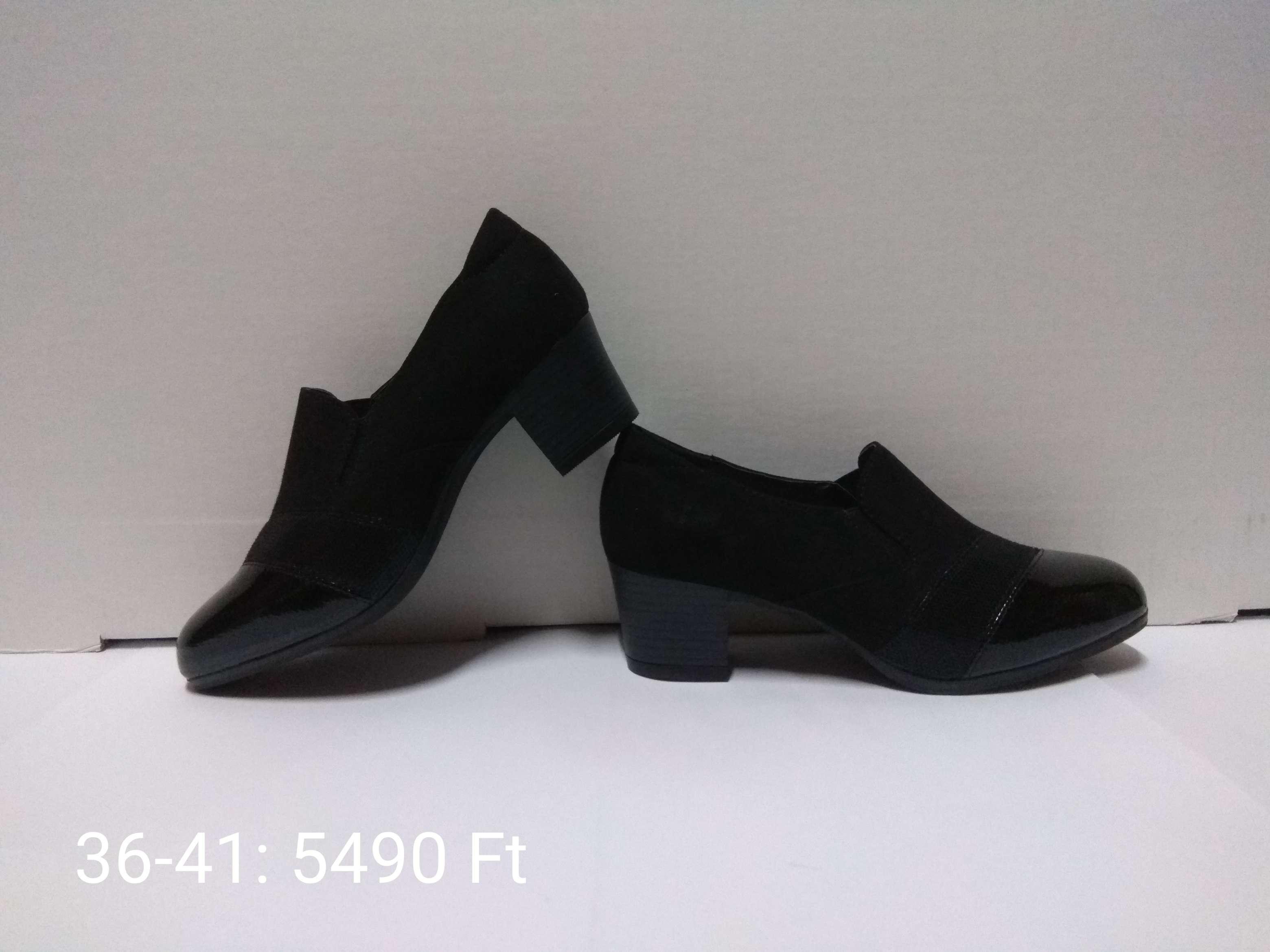 Női őszi cipő