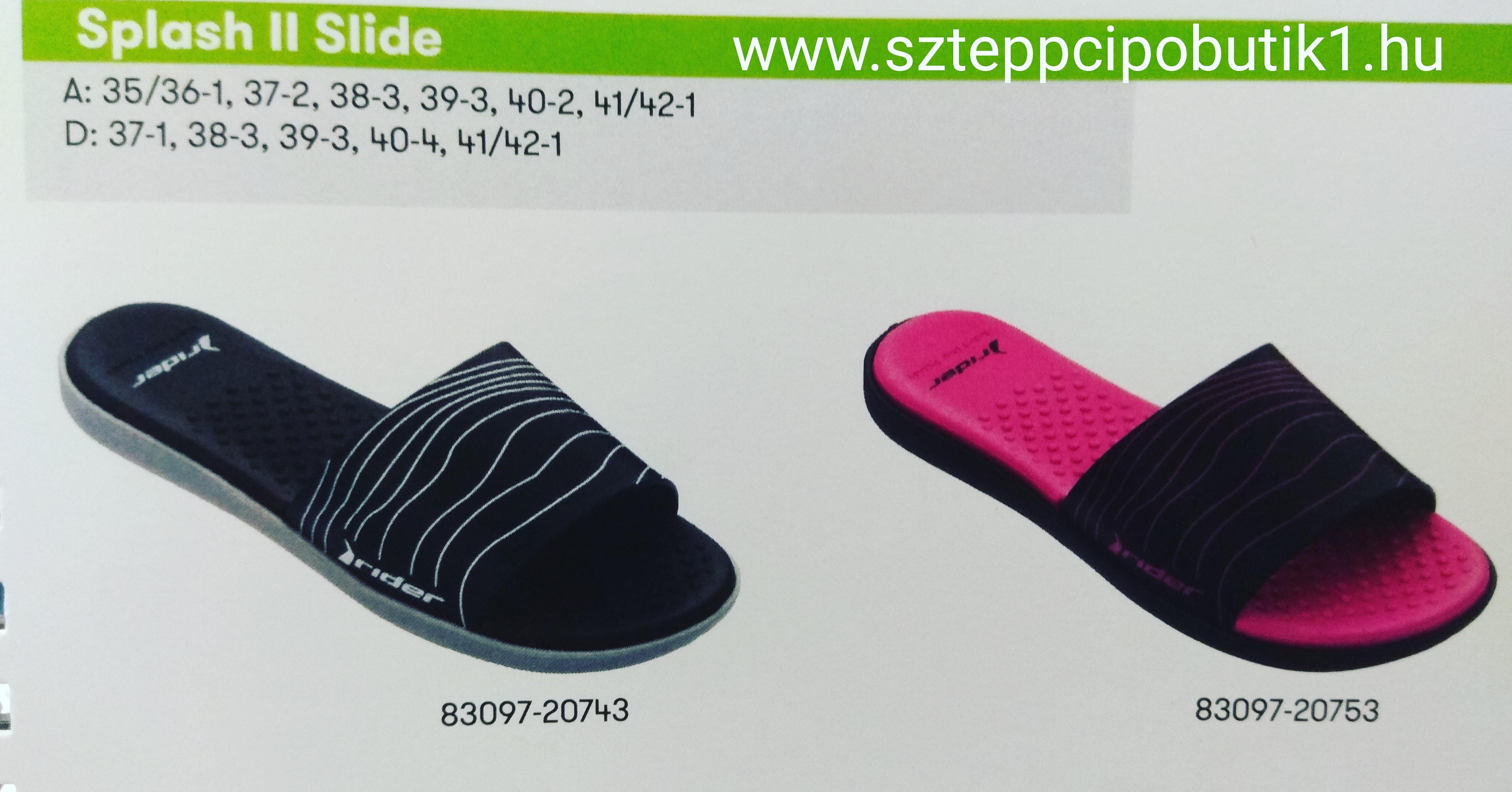 RIDER, IPANEMA női papucs